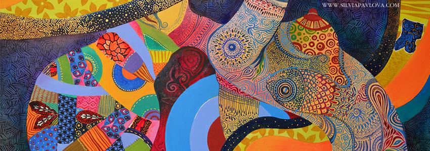 """""""Magical"""" – Самостоятелна живописна изложба във Виена"""