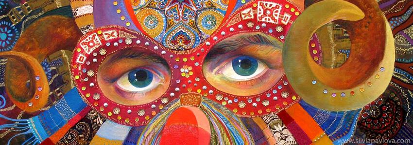 Картина от 2008 на Силвия Павлова