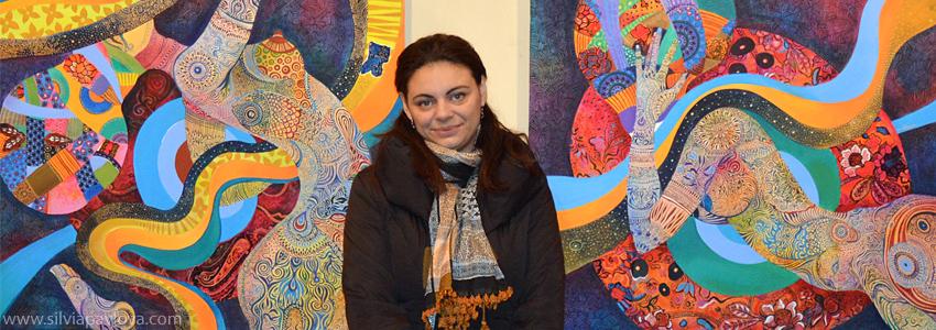 Силвия Павлова в зала България