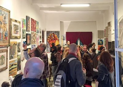 Колективна изложба във Флоренция