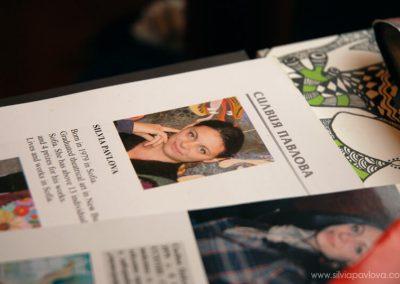 В ателието - Силвия Павлова в печатни издания