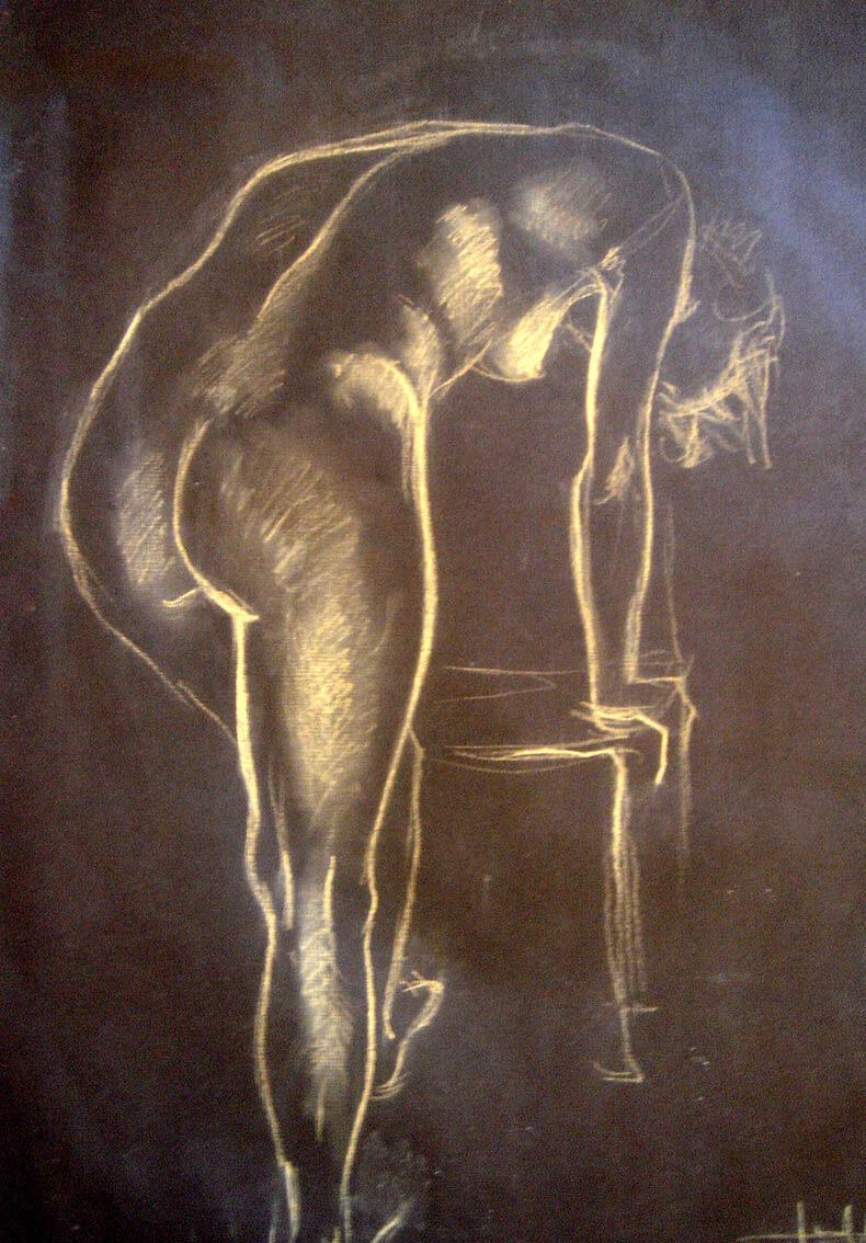 Рисунка на женска фигура