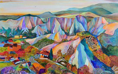Пясъчни планини