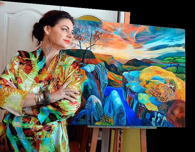 Силвия Павлова художник